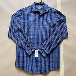 KENNETH COLE REACTION Long Sleeve Dress Shirt